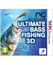 Anglers Club - Ultimate Bass Fishing 3D (3DS)