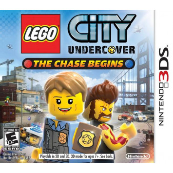 LEGO City Undercover - The Chase Begins (3DS)