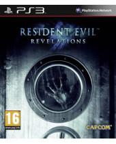 Resident Evil - Revelations (PS3)