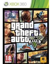 Grand Theft Auto 5 (GTA 5) (XBOX 360)