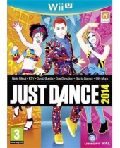 Just Dance 2014 (WiiU)