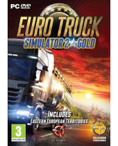 Euro Truck Simulator 2 (GOLD Edition) CZ (PC)