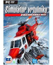 Simulátor vrtulníku - Záchranná mise CZ (PC)