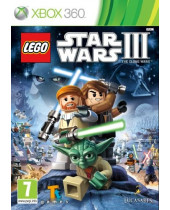 LEGO Star Wars III - Clone Wars (XBOX 360)