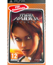 Tomb Raider - Legend (PSP)