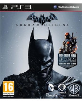 Batman - Arkham Origins (PS3)