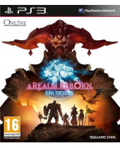 Final Fantasy 14 - A Realm Reborn (PS3)