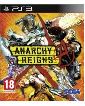 Anarchy Reigns (Limited Edition) (PS3)