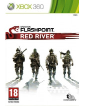 Operation Flashpoint - Red River (XBOX 360)