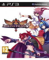 Arcana Heart 3 (PS3)