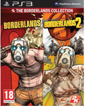 Borderlands 1 + 2 (PS3)