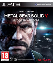 Metal Gear Solid 5 - Ground Zeroes (PS3)