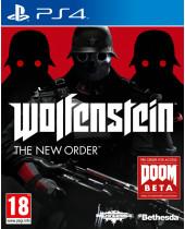 Wolfenstein - The New Order (PS4)