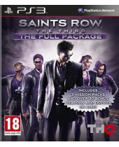 Saints Row - The Third (The Full Package) (PS3)