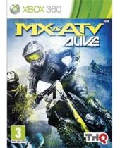 MX vs. ATV - Alive (XBOX 360)