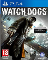 Watch Dogs UK (PS4)