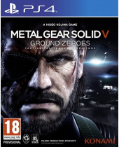 Metal Gear Solid 5 - Ground Zeroes (PS4)