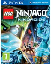 LEGO Ninjago - Nindroids (PSV)