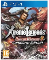Dynasty Warriors 8 - Xtreme Legends (Complete Edition) (PS4)