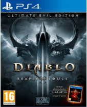 Diablo 3 - Ultimate Evil Edition (PS4)