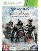 Assassins Creed - Birth of a New World (American Saga Collection) (XBOX 360)