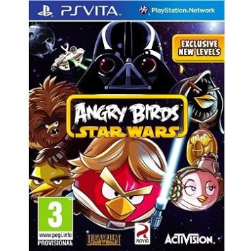 Angry Birds - Star Wars (PSV)