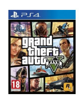Grand Theft Auto 5 (GTA 5) (PS4)