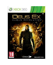 Deus Ex - Human Revolution (XBOX 360)
