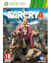 Far Cry 4 CZ (XBOX 360)