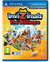 Invizimals - The Alliance (PSV)