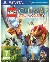 LEGO Legends of Chima - Lavals Journey (PSV)