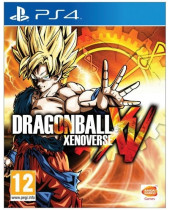 Dragon Ball - Xenoverse (PS4)