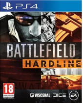 Battlefield - Hardline (PS4)