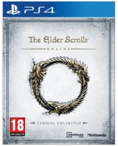 The Elder Scrolls Online - Tamriel Unlimited (PS4)