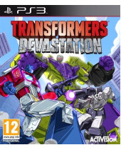 Transformers - Devastation (PS3)