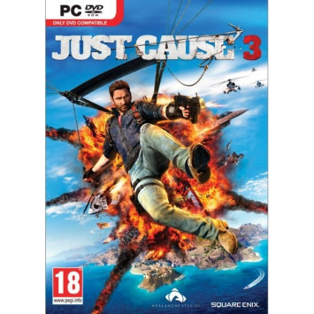 Just Cause 3 Collectors Edition (PC)