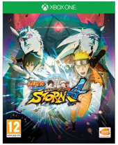 Naruto Shippuden - Ultimate Ninja Storm 4 (XBOX ONE)
