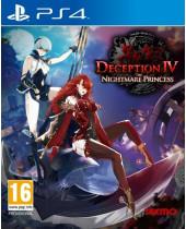 Deception 4 - The Nightmare Princess (PS4)