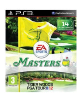 Tiger Woods PGA Tour 12 The Masters (PS3)