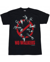 Walking Dead - No Walkers (T-Shirt)