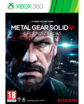 Metal Gear Solid 5 - Ground Zeroes (XBOX 360)