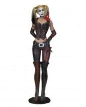 Batman Arkham City Harley Quinn socha v životnej veľkosti 180 cm