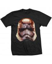 Star Wars Phasma Big Head (T-Shirt)