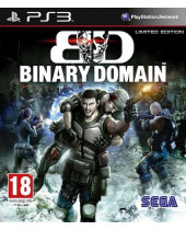 Binary Domain (Limited Edition) (PS3)