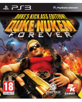 Duke Nukem Forever (Dukes Kick Ass Edition) (PS3)