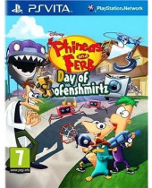 Phineas and Ferb - Day of Doofenshmirtz (PSV)