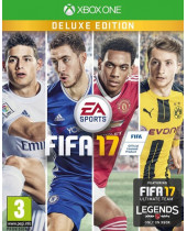 FIFA 17 (Deluxe Edition) (XBOX ONE)