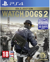 Watch Dogs 2 CZ (Gold Edition) (PS4)