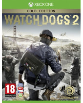 Watch Dogs 2 CZ (Gold Edition) (XBOX ONE)