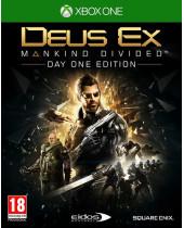 Deus Ex - Mankind Divided (XBOX ONE)